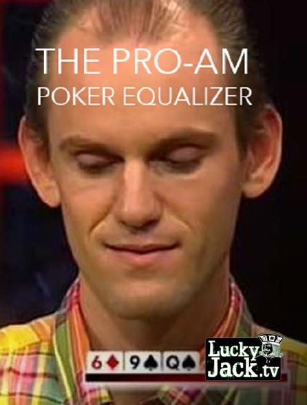 Lucky Jack - The Pro-Am Poker Equalizer
