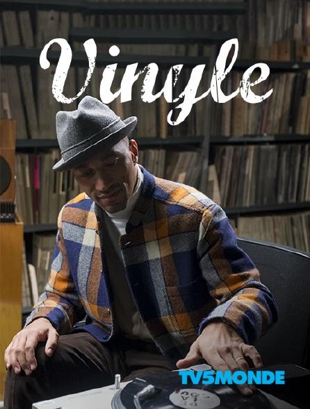 TV5MONDE - Vinyle