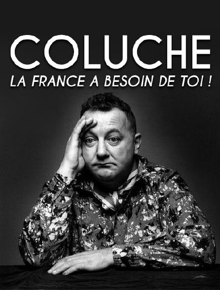 Coluche, la France a besoin de toi !
