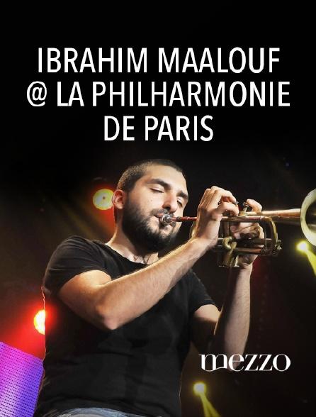 Mezzo - Ibrahim Maalouf @ la Philharmonie de Paris