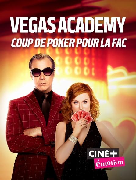 Ciné+ Emotion - Vegas Academy : coup de poker pour la fac