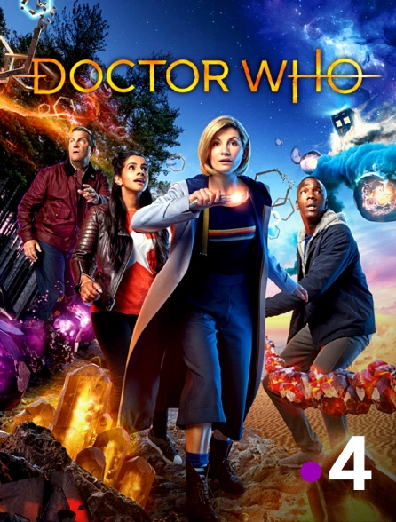 France 4 - Doctor Who