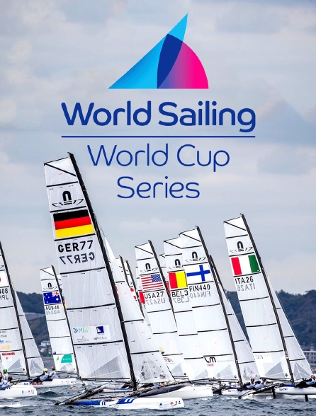 Sailing'S World Cup Series 2018-2019