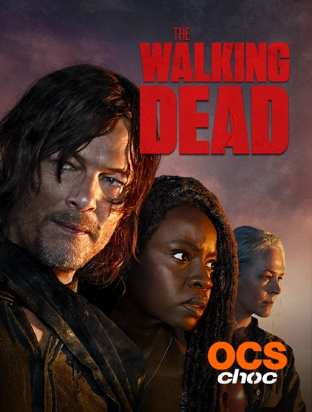 OCS Choc - The Walking Dead