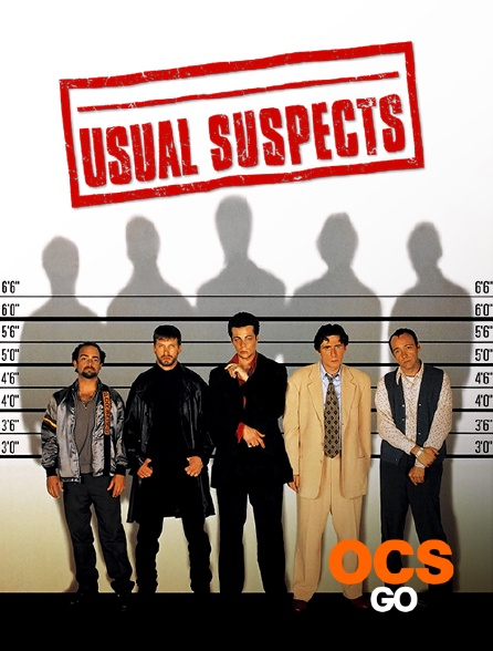 OCS Go - Usual Suspects