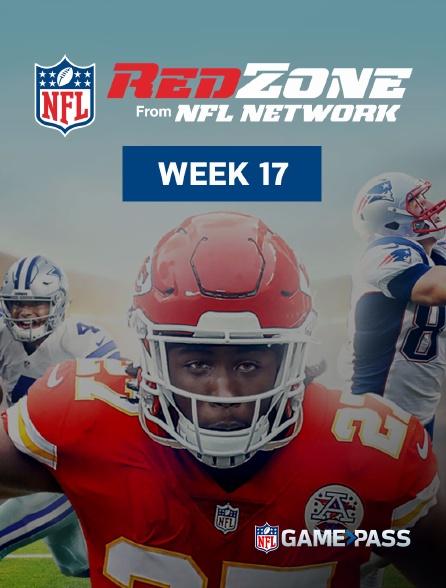 NFL 17 - RedZone Week 17 en replay