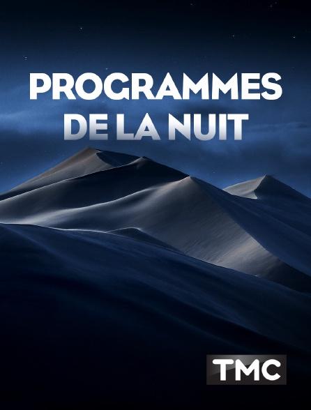 TMC - Programmes de la nuit