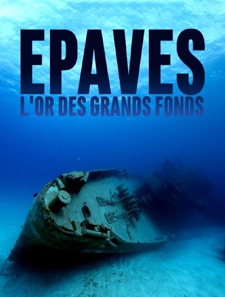 Epaves, l'or des grands fonds