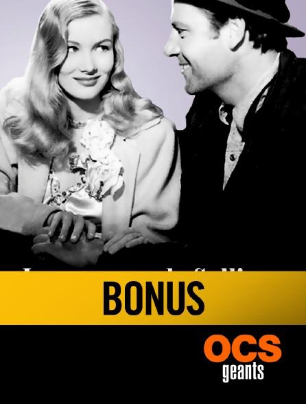 OCS Géants - Les voyages de Sullivan : Bonus