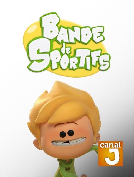 Canal J - Bande de sportifs