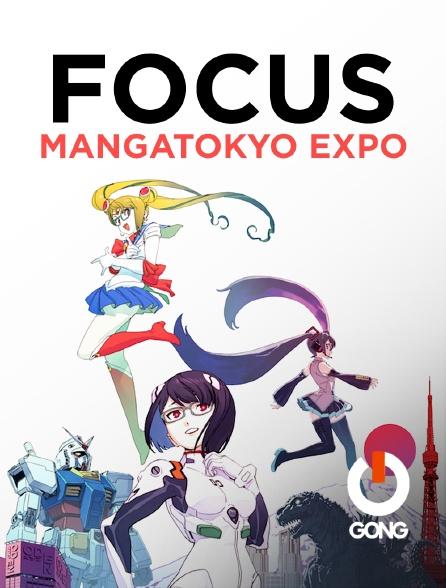 GONG - Focus Mangatokyo Expo Gong Fr