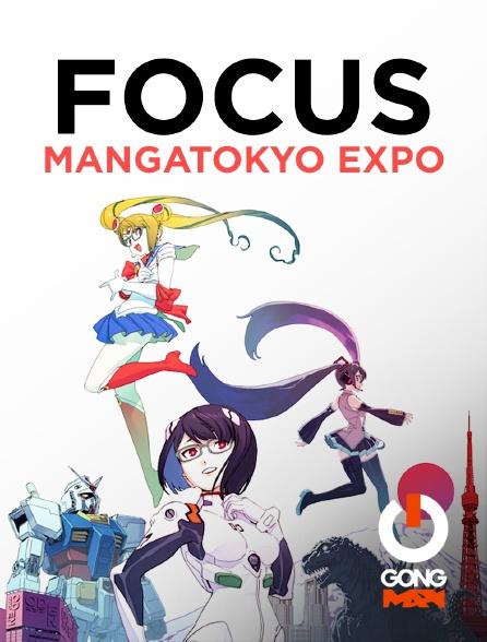 GONG Max - Focus Mangatokyo Expo Gong Fr