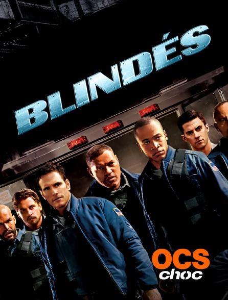 OCS Choc - Blindés