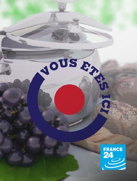 France 24 - Vous êtes ici