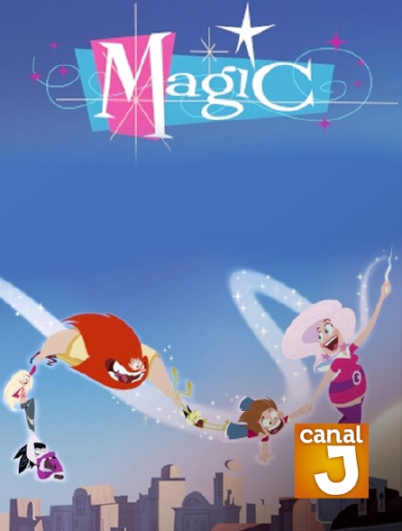Canal J - Magic