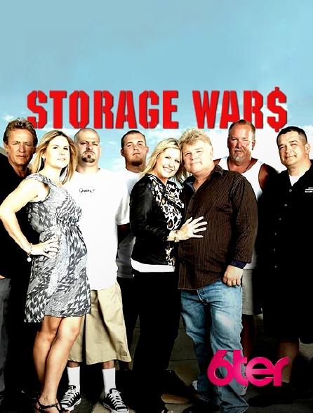 6ter - Storage Wars : enchères surprises