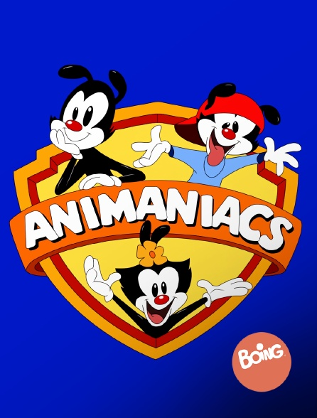 Boing - Animaniacs