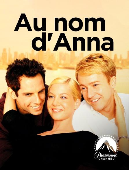 Paramount Channel - Au nom d'Anna
