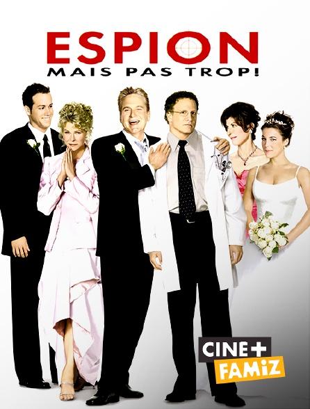 Ciné+ Famiz - Espion mais pas trop