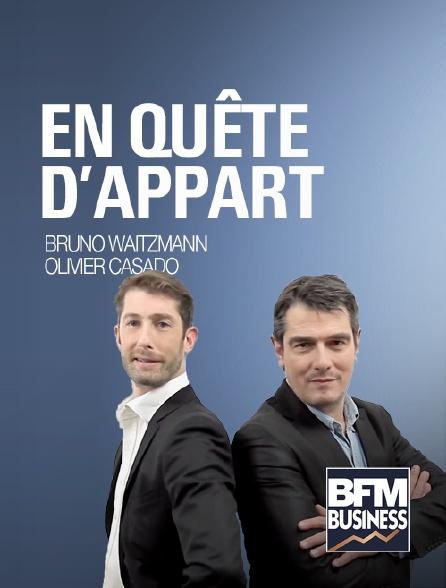 BFM Business - En quête d'appart
