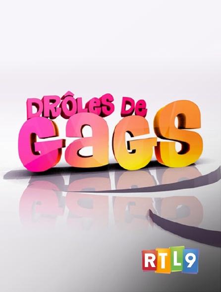 RTL 9 - Drôles de gags