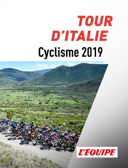 L'Equipe - Tour d'Italie 2019