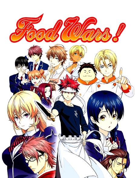 Food Wars !