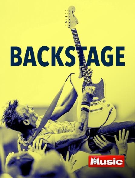 M6 Music - Backstage