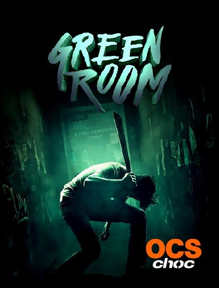 OCS Choc - Green Room