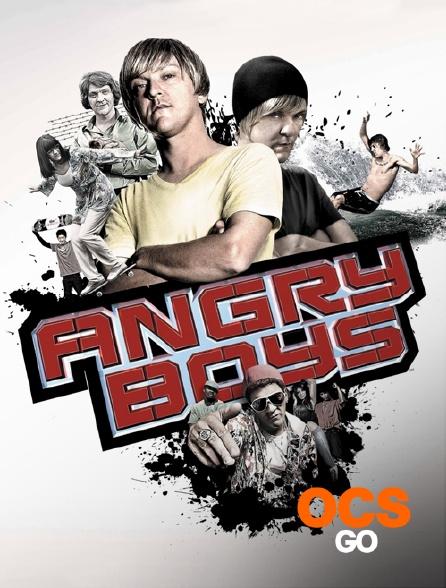 OCS Go - Angry Boys