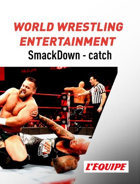 L'Equipe - World Wrestling Entertainment SmackDown