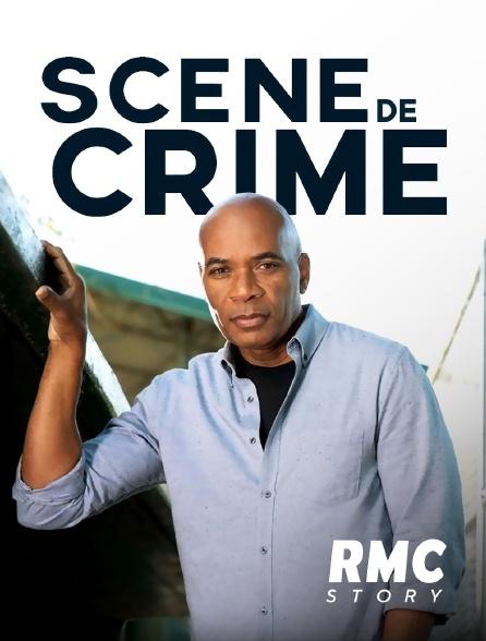 RMC Story - Scène de crime avec Tony Harris