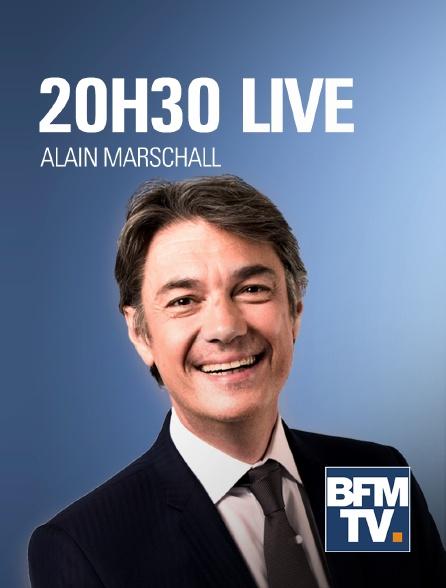 BFMTV - Le 20H30 Live