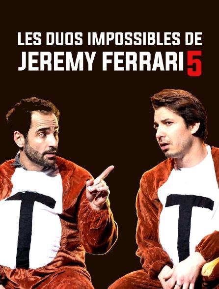 Les duos impossibles de Jérémy Ferrari 5