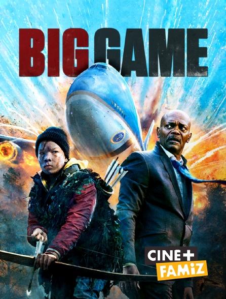 Ciné+ Famiz - Big Game