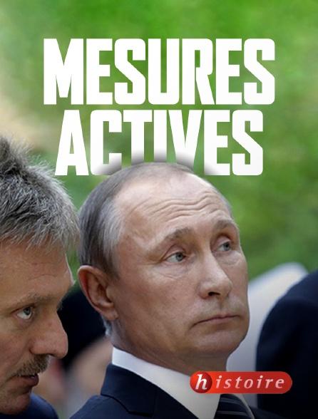 Histoire - Mesures actives