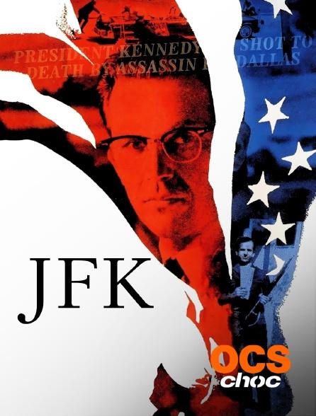 OCS Choc - JFK
