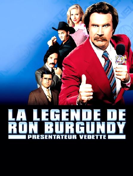 La légende de Ron Burgundy, présentateur-vedette