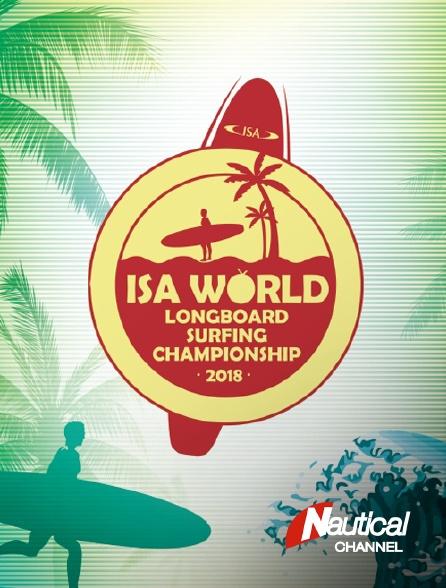 Nautical Channel - Isa World Longboard Surfing Championship 2018