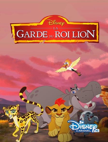 Disney Channel +1 - La garde du Roi lion