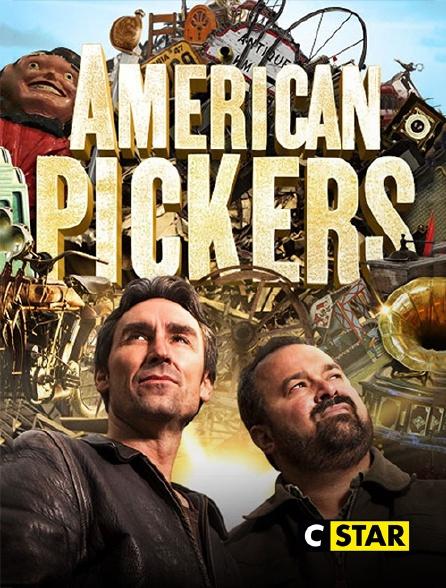 CSTAR - American Pickers, chasseurs de trésors