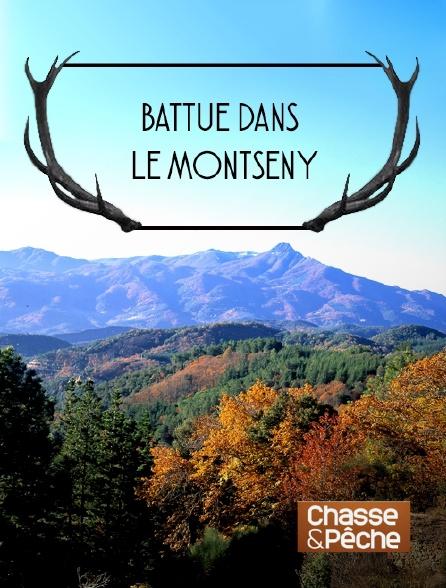 Chasse et pêche - Battue dans le Montseny