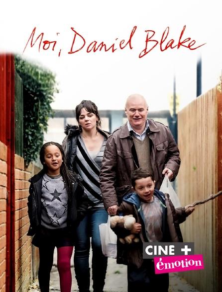 Ciné+ Emotion - Moi, Daniel Blake
