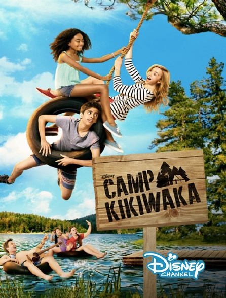 Disney Channel - Camp Kikiwaka