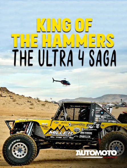 Automoto - King of the Hammers : The Ultra 4 Saga