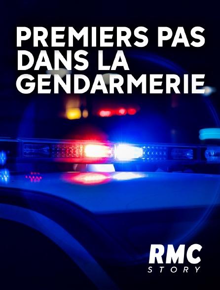 RMC Story - Premiers pas dans la gendarmerie