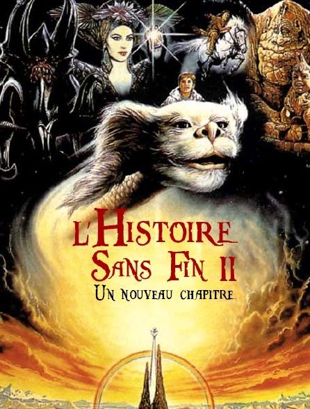 L'histoire sans fin II : un nouveau chapitre