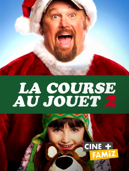 Ciné+ Famiz - La course au jouet 2