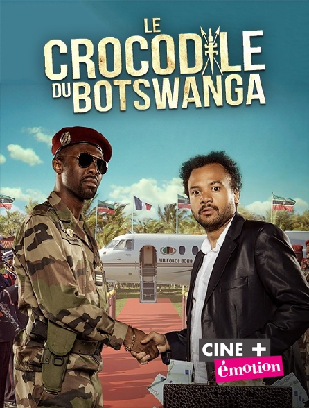 Ciné+ Emotion - Le crocodile du Botswanga