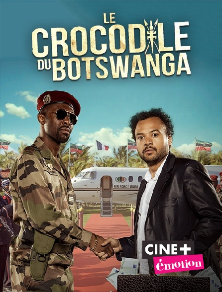 Ciné+ Emotion - Le crocodile du Botswanga